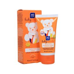 Babycoccole Sunscreen 75 мл Крем солнцезащитный SPF 50 (мягкий) Babycoccole
