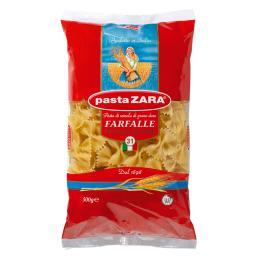 Макаронные изделия Pasta Zara Пастра Зара 500 гр. Бантики Pasta Zara