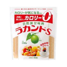 Сахарозаменитель Lakanto S Лаканто Эс 200 гр. (гранулы, коричневый) Lakanto S