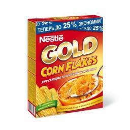 Готовые завтраки Nestle Нестле 330 гр. Gold Голд (кукурузные хлопья) Nestle Нестле