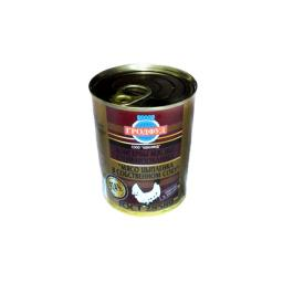 Консервы мясные Гродфуд 350 гр. Мясо цыпленка Гродфуд