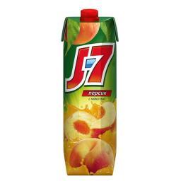 Сок J-7 0,97 л Персик J-7
