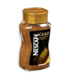 Кофе Nescafe Gold растворимый 95 гр. Nescafe