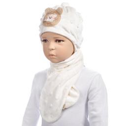 """Комплект Jamiks """"Lolitka"""" шапка+шейный платок Размер 42-44 JAMIKS"""