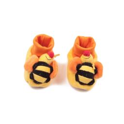 "Пинетки Зайка Моя ""Пчелка с крылышками"" Размер S Зайка Моя"