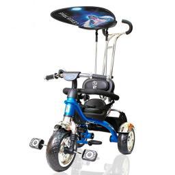 """Велосипед P-Toys """"Lexus Trike Grand Print Deluxe 2014"""" Цвет - Синий матовый P-Toys"""