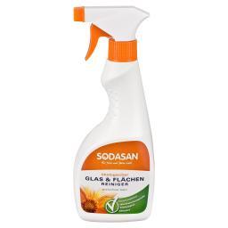 Чистящее средство Sodasan Содасан для уборки 500 мл Стеклянных поверхностей Sodasan