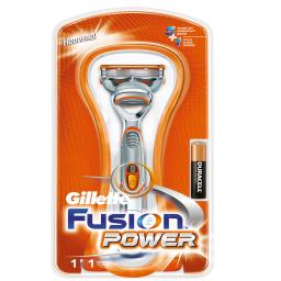 Бритва Gillette Fusion с 1 сменной кассетой Fusion