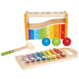 Развивающая игрушка Hape Музыкальный набор (с 12 мес.) Hape Хэйп