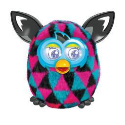 Интерактивная игрушка Furby Boom Солнечная волна В ромбик Furby Boom