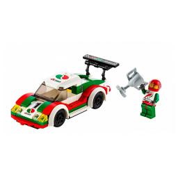 Конструктор LEGO City Гоночный автомобиль LEGO