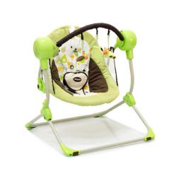 Электрокачели Baby Care Balancelle Green Baby Care