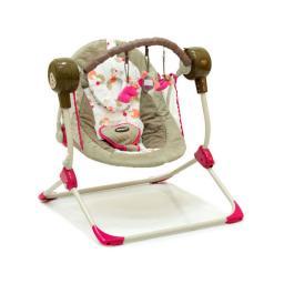 Электрокачели Baby Care Balancelle Pink Baby Care
