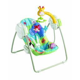 Кресло-качалка Fisher Price с Жирафом Fisher Price