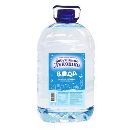 Вода детская Бабушкино лукошко 5 л Бабушкино лукошко