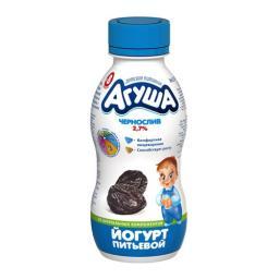 Йогурт Агуша 200 мл Чернослив (с 8 мес) Агуша