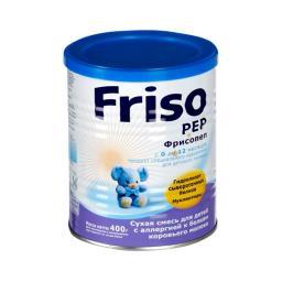 Заменитель Frisо Фрисопеп 400 гр с 0 мес Friso