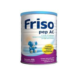 Заменитель Frisо Фрисопеп АС 400 гр с 0 до 12 мес Friso