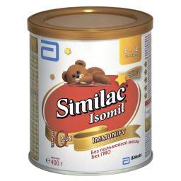 Заменитель Similac Изомил 400 гр с 0 мес Similac