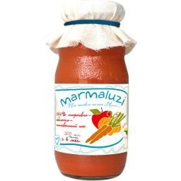 Сок Marmaluzi 200 мл. Яблоко облепиха Marmaluzi