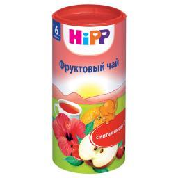 Чай детский Hipp быстрорастворимый 200 гр Фрукты (с 6 мес) Hipp