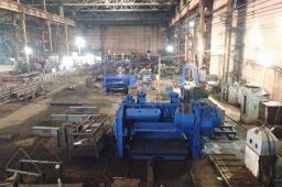 Завод металлоконструкций, Красноярск