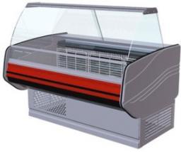 Низкотемпературная холодильная витрина Ариада ВН 3