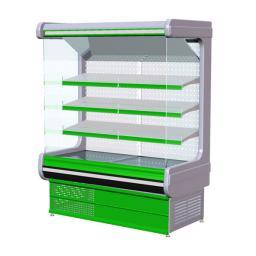 Горка холодильная Ариада ВС15-160 с ночной шторкой