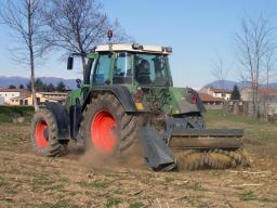Мульчер на Трактор 100-120 лс OSMA TLPF-UX 180