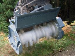 Мульчер для экскаватора 10-13 тонн TFL-UX 130.