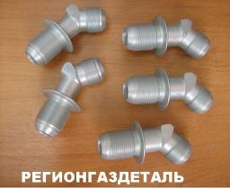 Угольник проходной 12-012 ст.12Х18Н10Т ГОСТ 16053-70