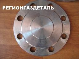 Заглушка 500-2,5 ст.12Х18Н10Т ОСТ 95.84-84