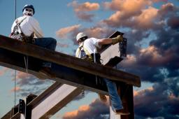 Обучение Монтажников по монтажу стальных и железобетонных конструкций