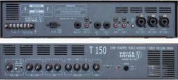 Ремонт усилителя Voice Systems T-150
