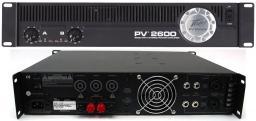 Ремонт усилителя PEAVEY PV2600