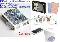 XF Велосипед бумажных карт 'Чехол для фотокамеры Сканирование сторона маркировки Игральные карты для покера анализатор / Покер обновления камеры / Бумажная коробка камеры