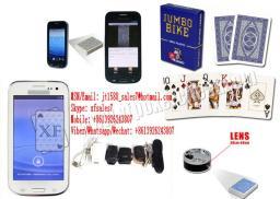 XF Белый Samsung S4 мобильный телефон покер анализатор, который является новейшая модель К3
