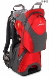 Рюкзак-переноска Voyager S3 (красный) от LittleLife