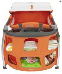 Манеж-кроватка Room (оранжевый) от Joovy