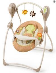 Люлька-качели Swingin safari от Summer Infant