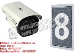 XF PTZ сканирования задней камеры, чтобы увидеть маркировку на задней отмеченных игральных карт