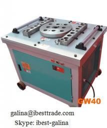 Станок для гибки арматуры GW26GW40GW42GW50