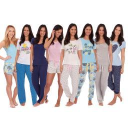Pyjamas Fashion NEW - Новые пижамы Крем
