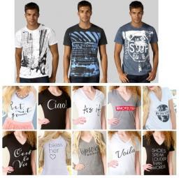 T-shirts FASHION NEW - Новые Футболки Крем