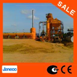 Асфальто-смесительная завод JLB1000