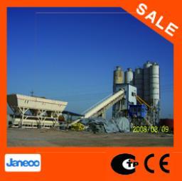 Бетонный завод HZS90Q 90куб/час высокое качество