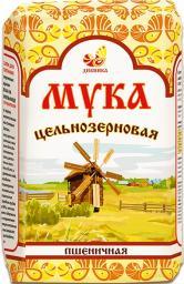 Мука пшеничная цельнозерновая (обойная)