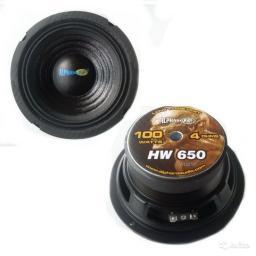 Звуковые мид-басс динамики Alphard HW650