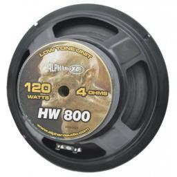 Звуковые мид-басс динамики Alphard HW800