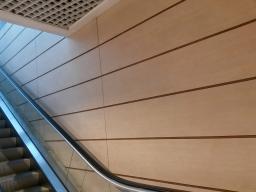 Пластик листовой архитектурный Resopal, немецкие конструкционные панели компакт для стен и потолков. Панели hpl